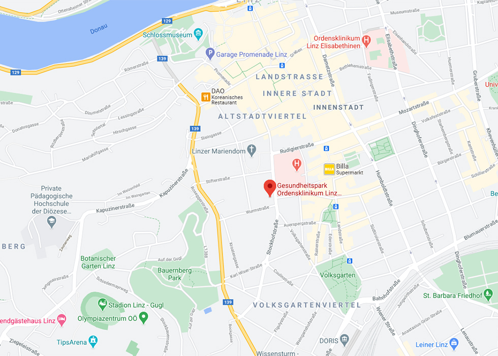 Praxis Linz, Herrenstrasse 54/4.5, 4020 Linz